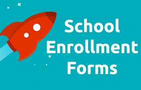 Banner Ad_School Enrollment Forms