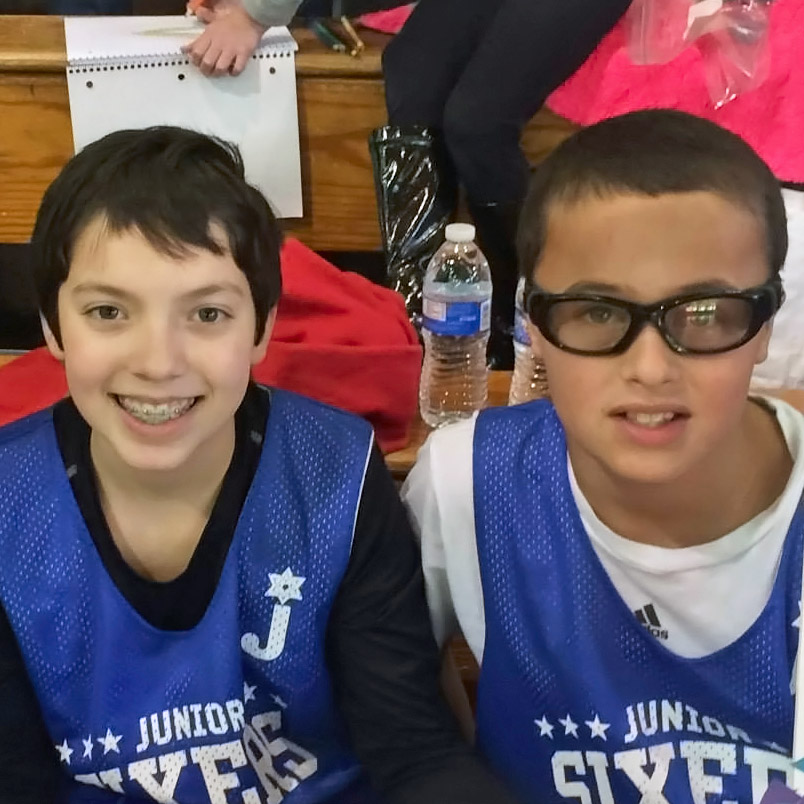 JCC of the Lehigh Valley Basketball Team League Youth Sports