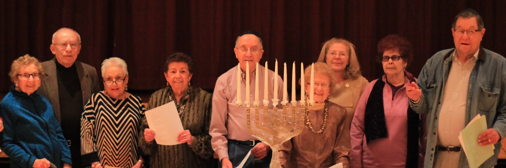 JCC of the Lehigh Valley Allentown Friendship Circle Hanukkah Event  CC Attribution 3.0 Kaitlyn Stefanowicz
