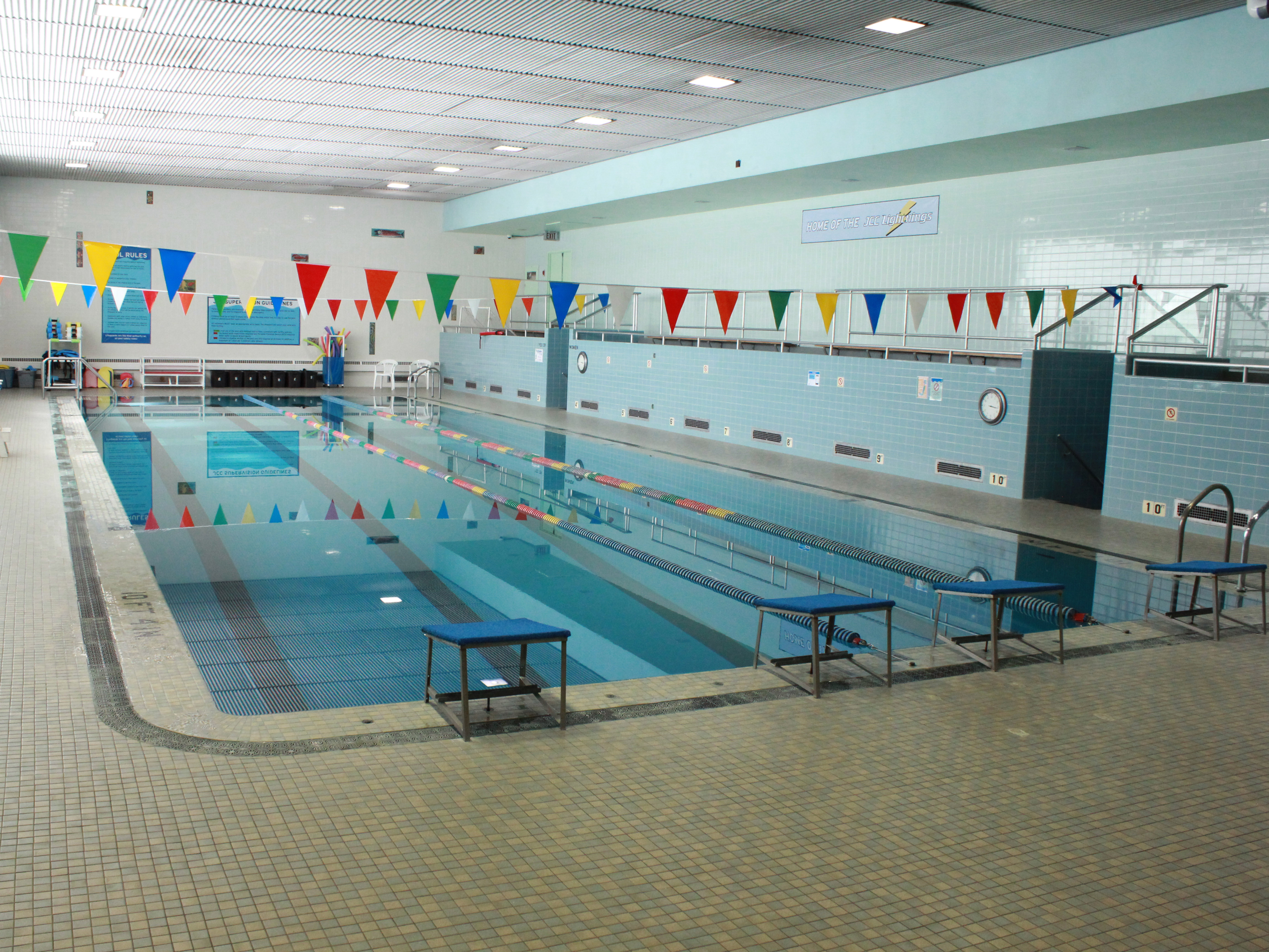 JCC of the Lehigh Valley Facility Rentals Indoor Pool