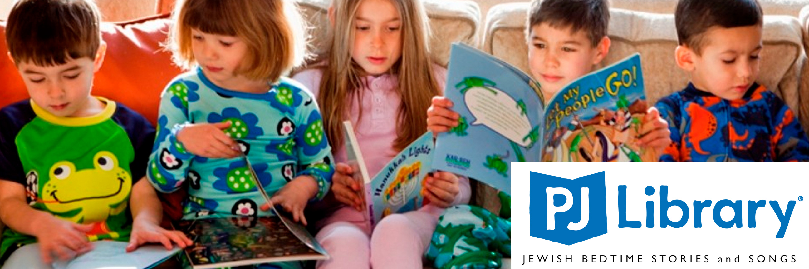 Jewish Community Center Of The Lehigh Valley Pj Library Jcc Of