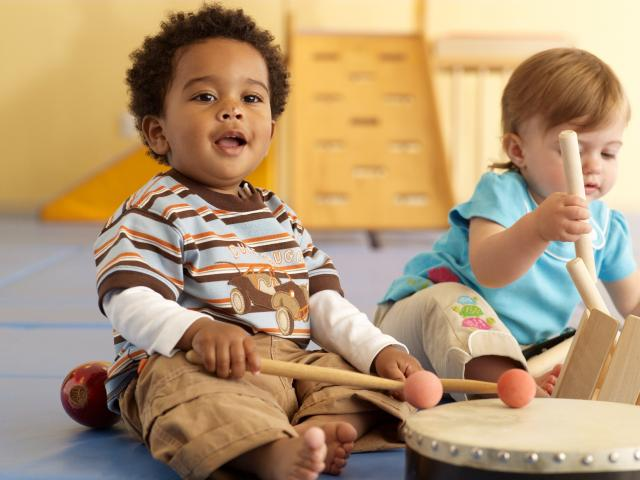 music and child development